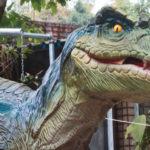 American Dinosaur Events Ranger Velociraptor