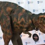 American Dinosaur Events Tank Dinosaur